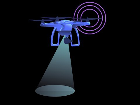 Drone treasure detector: VX system change the future of the treasure hunting method