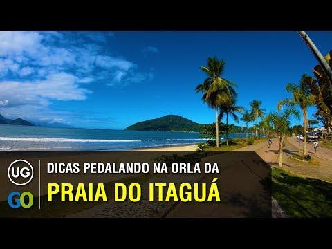 Praia do Itaguá, Ubatuba - o que fazer, estrutura comercial e turística, além de dicas e críticas