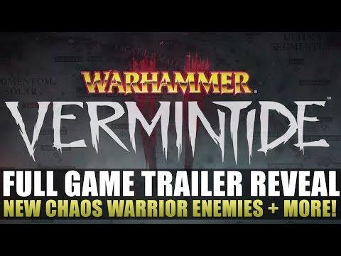 Vermintide 2 - Full Reveal