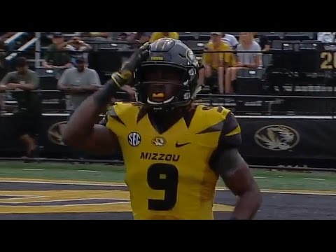 Missouri Football Spring Game 2017