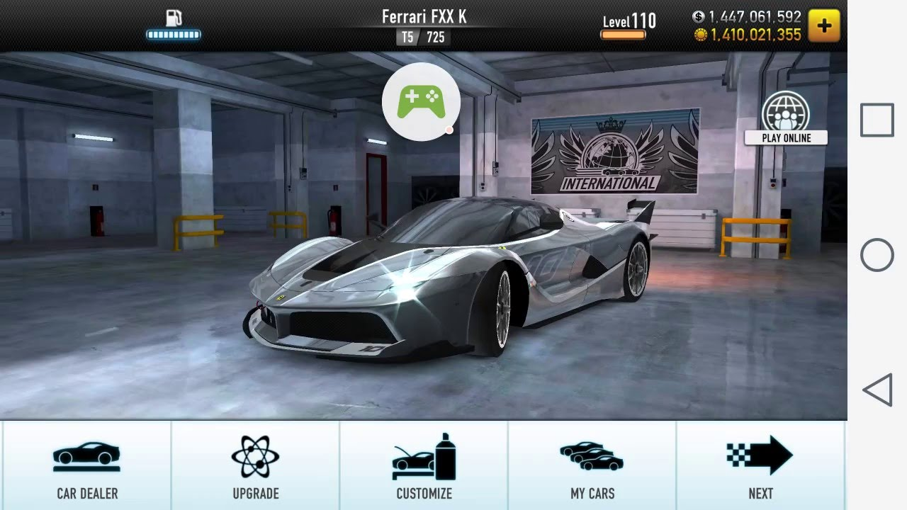 CSR Racing - Best Cars/All Tiers