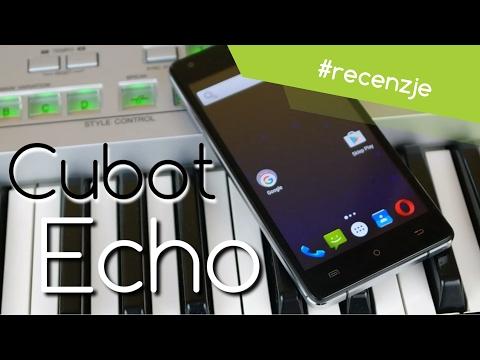 Cubot Echo - Recenzja / Test / Opinie