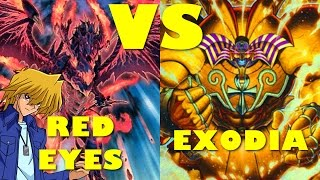 Real Life Yugioh - RED EYES vs EXODIA | December 2016 Scrub League