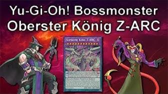 Yu-Gi-Oh! Bossmonster   Oberster König Z-ARC