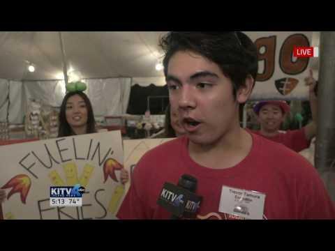 'Iolani Fair's Marketplace - KITV Good Morning Hawaii