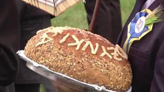 Rolnicy z powiatu kieleckiego dziękowali za zbiory