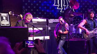 Randy Rhoads Remembered 2018: Mr. Crowley with Don Airey.