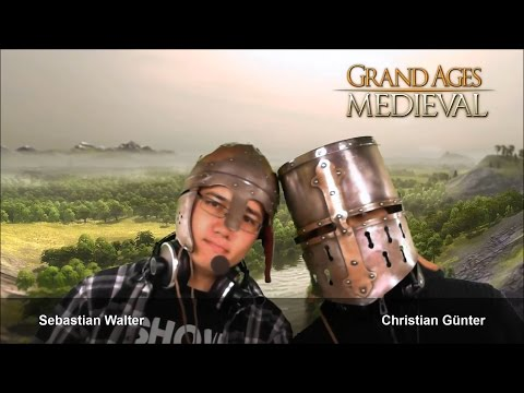 Grand Ages: Medieval - Developer Help, Tips & Tricks Gameplay (English)