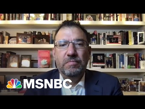 Slavitt Discusses Role Businesses Should Play To Encourage Vaccinations