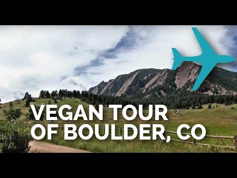 Vegan Tour of Boulder, CO