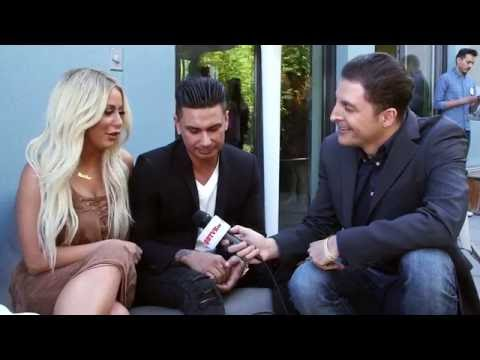 Aubrey ODay and Pauly D on Finding Love on E!s Famously Single