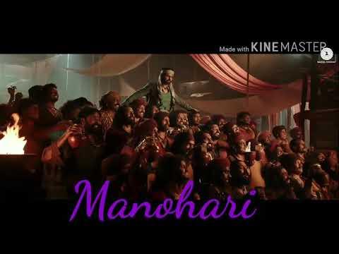 Manohari - BAHUBALI the beginning   Hindi Version   PRABHAS & RANA DAGGUBATI   Whatsapp Status