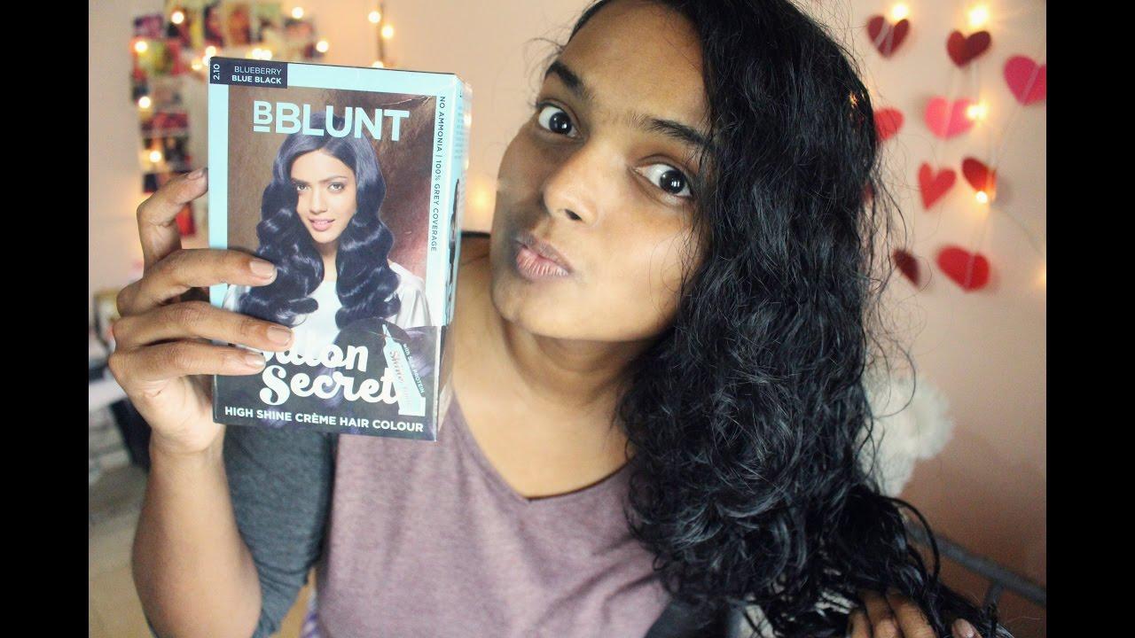 Bblunt salon secret hair colour review first for Bblunt salon secret hair colour review