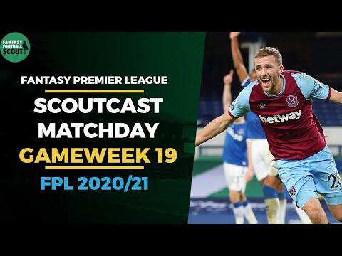 Leeds v Brighton AND West Ham v Burnley | FPL GW19 Watchalong | Fantasy Premier League Tips 20/21