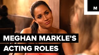The Acting Roles of Meghan Markle Before Her Royal Engagement