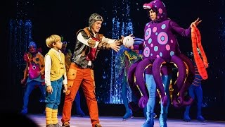 видео Цирк танцующих фонтанов «Аквамарин», Москва. Карта, фото, как добраться – путеводитель по городу на MsMap.ru