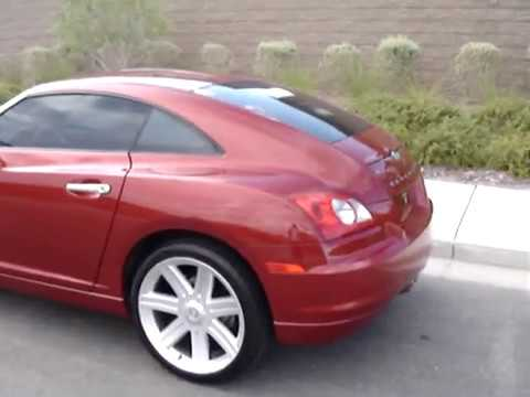 2005 Chrysler Crossfire Sport Coupe review