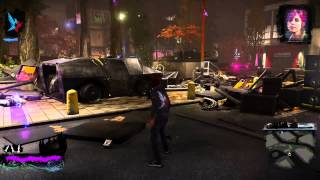 inFAMOUS Second Son: Neon Karma Bomb Radiant Sweep