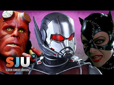 Most Underrated Superhero Movies of All Time - SJU