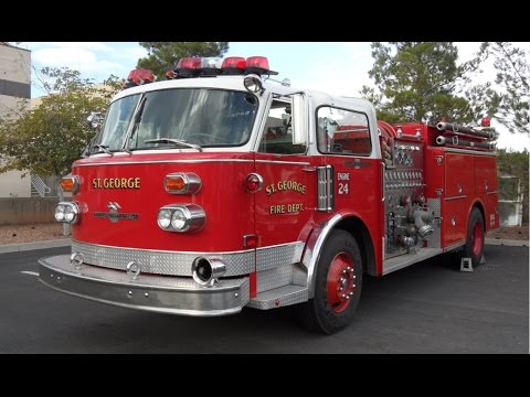 1961 howe fire engine doovi for Department of motor vehicles west haverstraw ny