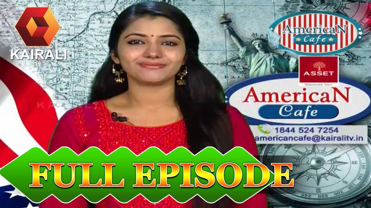 American Cafe | 1st May 2017 |  Full Episode