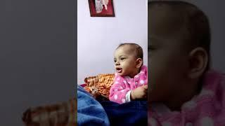 It's been long teri been sune pardesi || funny baby video