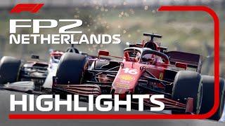 FP2 Highlights | 2021 Dutch Grand Prix