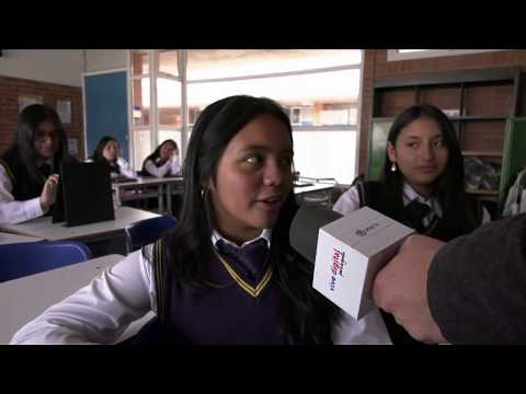 Colegio Saludcoop de Bogotá, pionero en el uso de las tecnologías. #C8 N4 #ViveDigitalTV