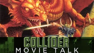 Collider Movie Talk - New Dungeons  Dragons Movie Officially Announced
