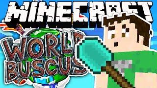 DIG DEEP! - Minecraft (WorldBuscus)