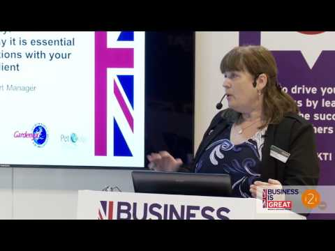 UKTI - Tips for maintaining good relations with your overseas clients