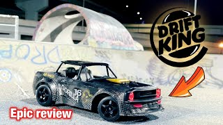 The BEST RC Drift Car Under $100, The SG 1604, Massive Skatepark Session