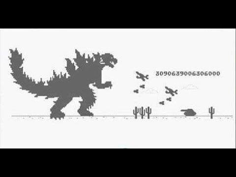 Highest Score Ever On Google Chrome Dinosaur Game