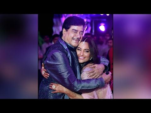 Shatrughan Sinha is happy and proud of Sonakshi Sinha |Filmibeat