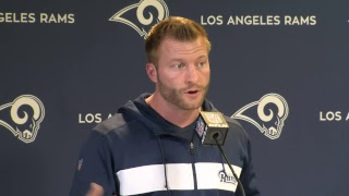 LIVE: Rams News Conference