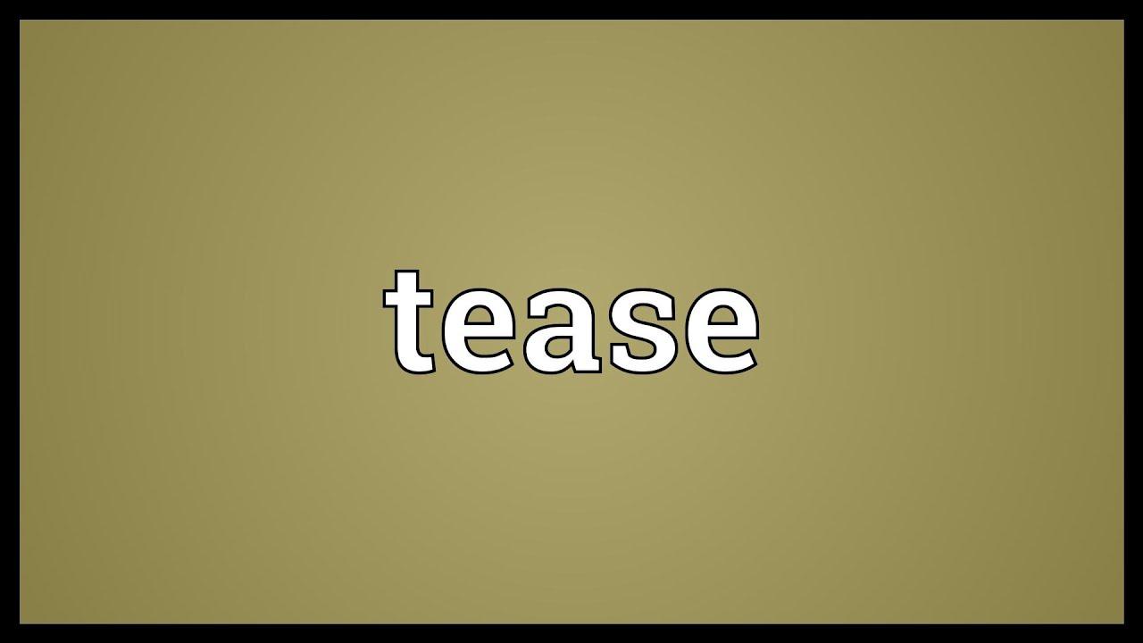 teasing video