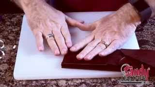Download lagu Learning Leathercraft with Jim Linnell Lesson 12 Wallet Assembly MP3