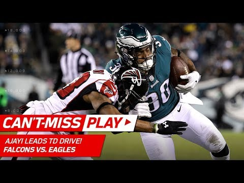 Jay Ajayi & Philly's Ground Game Leads TD Drive! | Can't-Miss Play | NFL Divisional HLs