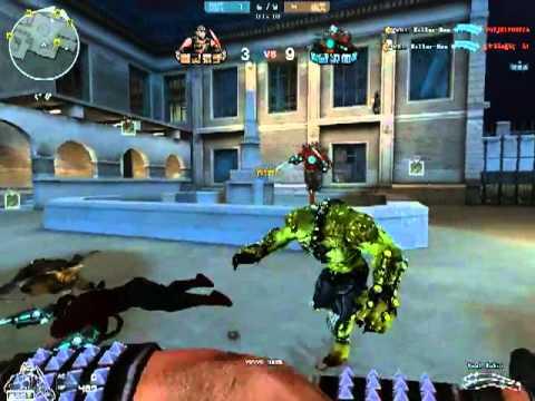 CS RED zombie 4