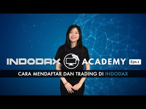 Indodax Academy Episode 1: Cara Mendaftar Dan Trading Di Indodax