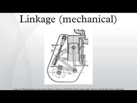 Linkage (mechanical)