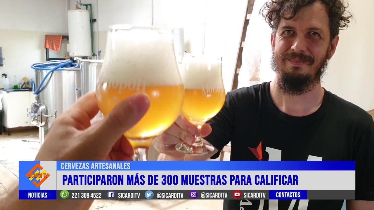 """Cerveza local recibe premios en la """"Copa 3 ciudades"""""""