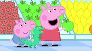 FRUTA (clip)   Peppa Pig en Español   Pepa la cerdita