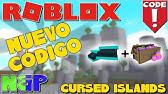 Roblox Cursed Island Codes 14 Tane Ufo - Ufo Cursed Islands Kody Youtube