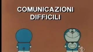 Doraemon Italiano Comunicazioni difficili 2018