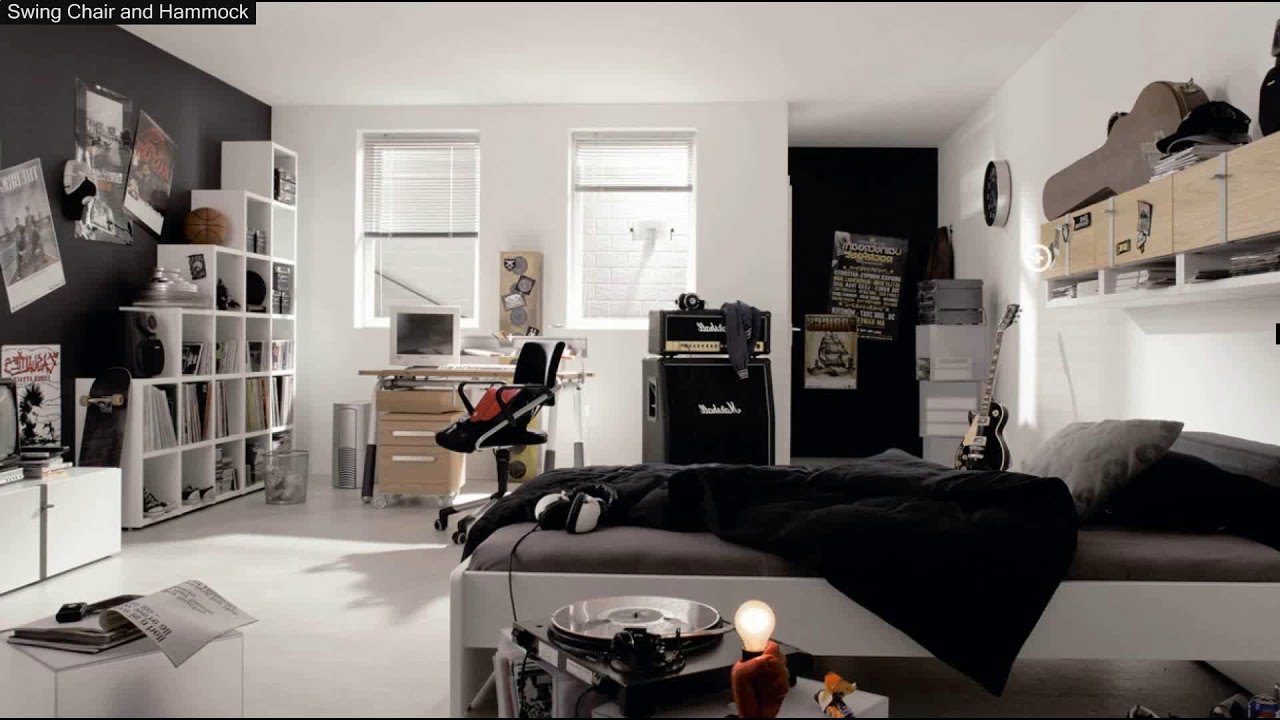 Black And White Themed Bedroom Tumblr Youtube