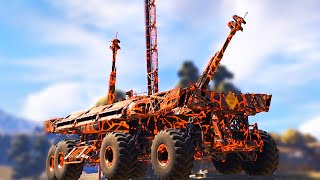 The Best Mandrake Artillery Build I've Seen in Crossout