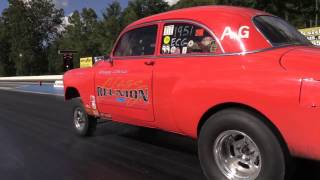 East Coast Gassers Dover Dragway Nostalgia Drags 2016