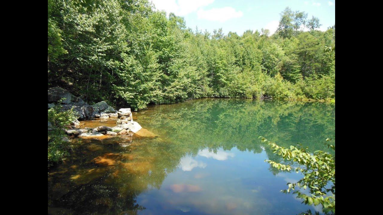 Emerald Pond New Market Gap Virginia Youtube