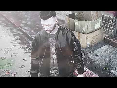 GTA ONLINE SECUROSERV CEO (HEADHUNTER)
